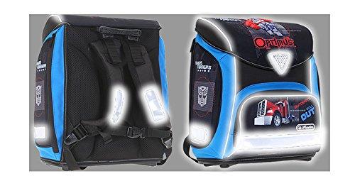 Школьный ранец Herlitz Sporti Plus Spaceshuttle с наполнением 4 предмета, - фото 12