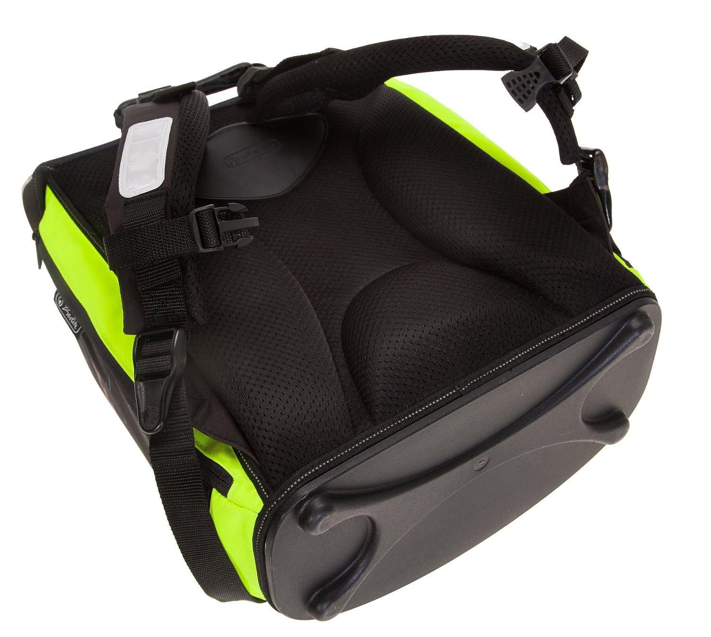 Школьный ранец Herlitz Sporti Plus Spaceshuttle с наполнением 4 предмета, - фото 4