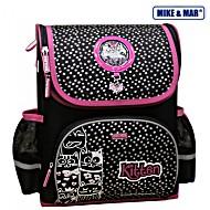 Школьный рюкзак раскладной Mike&Mar Майк Мар Котенок арт. 1441-ММ-121