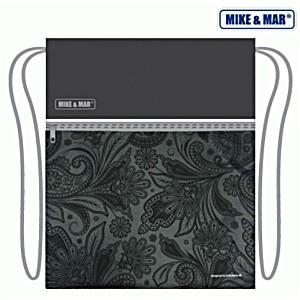 Мешок для обуви Mike&Mar Майк Мар Узор Серый MB100
